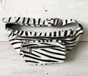 Bumbag zebra