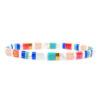 colorful beach bracelet bright colors