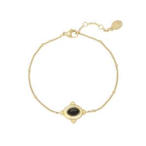 Armband mystic love goud