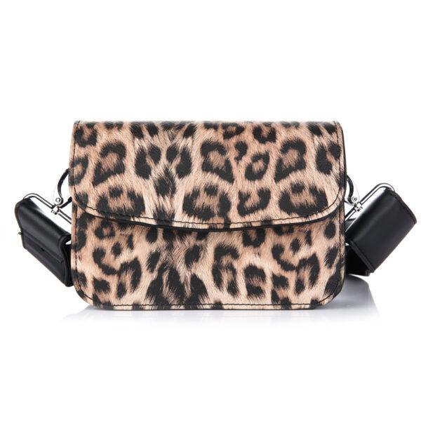 Crossbody bag leopard