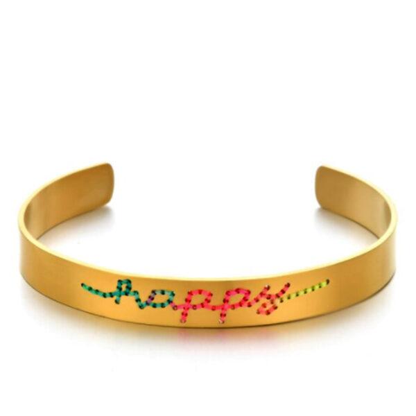 Armband happy