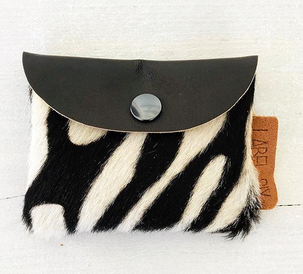 Six Portemonnee.Label Six Porto Zebra Trendy Portemonne Gemaakt Van Echt Leer Love It