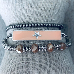 Loving stars armbanden
