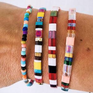 Miyuki rocailles armband set