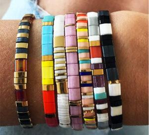 Miyuki armbanden