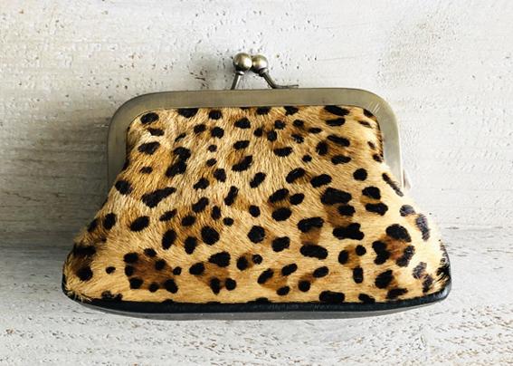 Porto leer leopard large