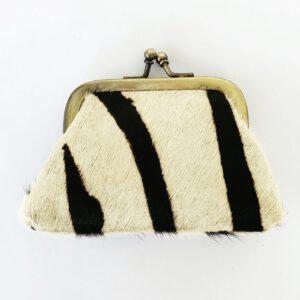 Porto zebra print small