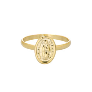 Ring mary goud