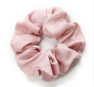 Scrunchie summer pink