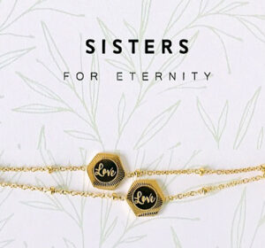 Armband Sisters eternity love