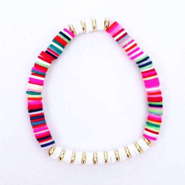 Surfkralen armband colors