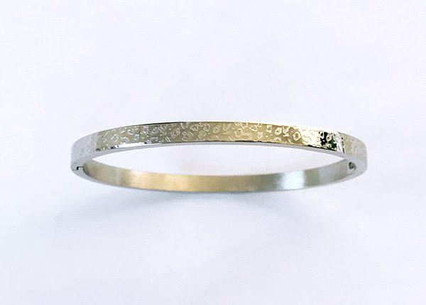 Leopard style armband