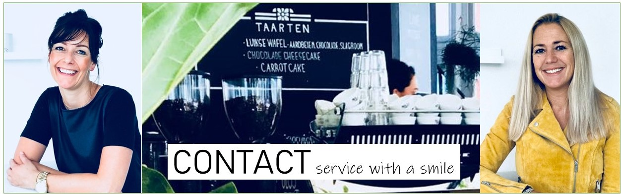 contact service with a smile