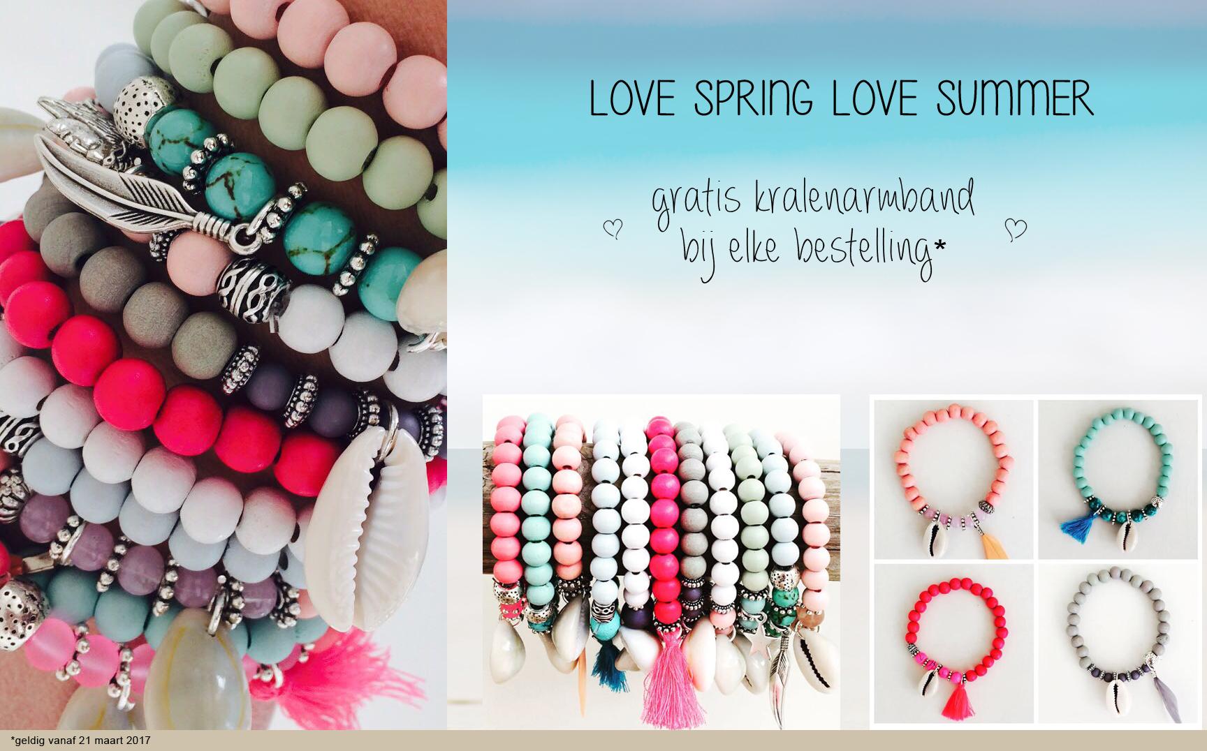 zomer armbanden