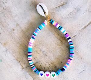 surf armbandje colors